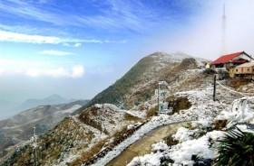 Master plan on Mau Son national tourism zone development