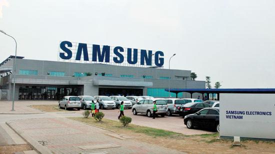 Samsung affirms $2.5 billion expansion in Bac Ninh