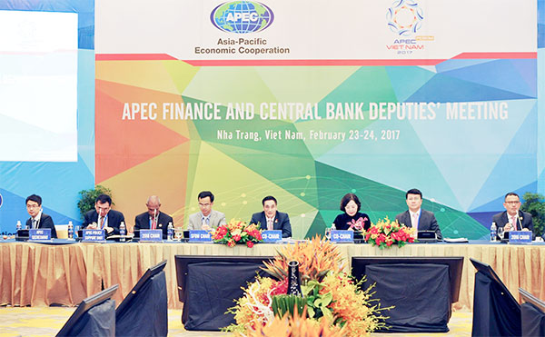APEC Finance and Central Bank Deputies' Meeting seeks sustainable rural development