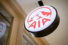 aia delivers rosy first quarter business performance