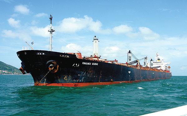 Vinalines' port activity surges