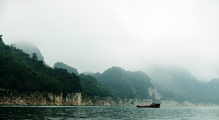 thung nai miniature of ha long bay in northwest