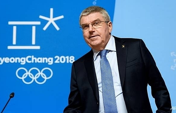 ioc chief disappointed over lifting of russian doping bans