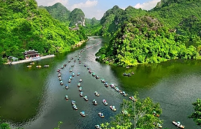 new boat tours to trang an complex to open at tet