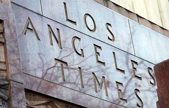 biotech billionaire buys los angeles times