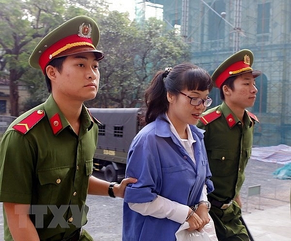 huyen nhu trial re opens in hcmc