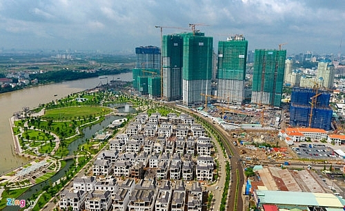 investors from europe us absent from vietnam real estate market