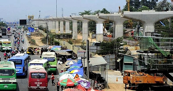 govt guarantees capital for hcm city metro project