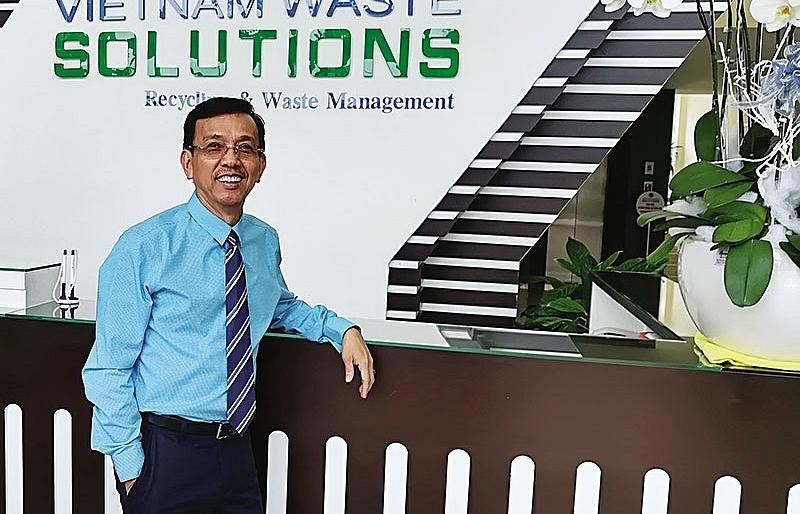 waste treatment expert an exemplary expatriate
