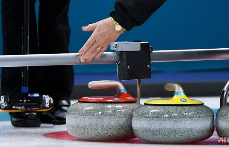 what do they need doping for shock at curling drugs case