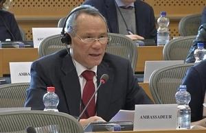 european parliament urges acceleration of signing of evfta
