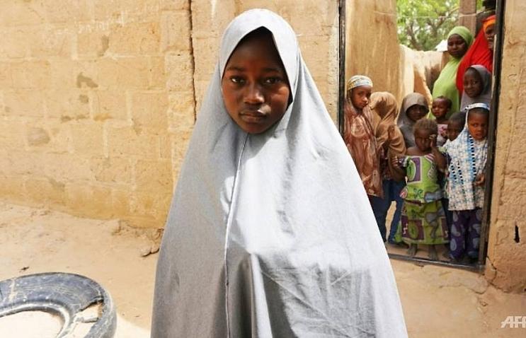 105 girls missing in ne nigeria after boko haram school attack