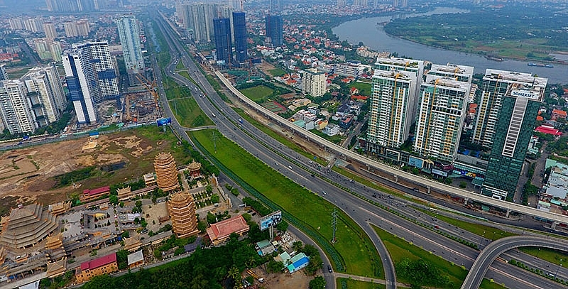 infrastructure bolsters realty market performance