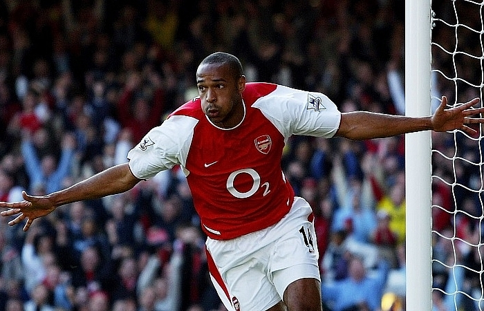 thierry henry says managing arsenal would be a dream job