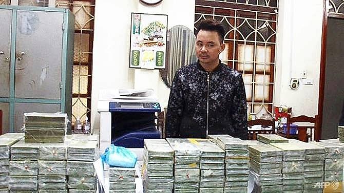 vietnam cops seize us 25m heroin in china border drug bust