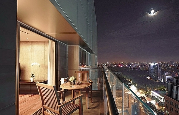 luxury living in ho chi minh city