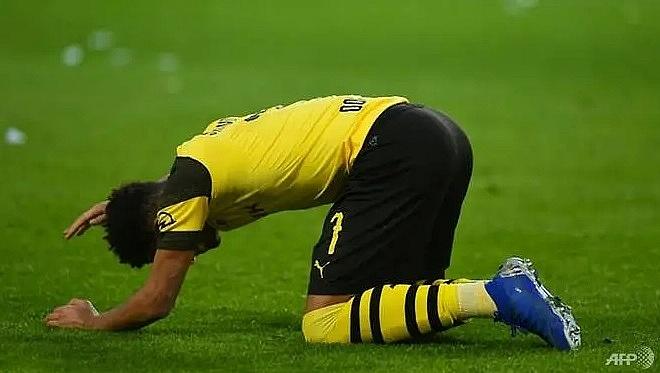 dortmund surrender three goal lead in hoffenheim draw