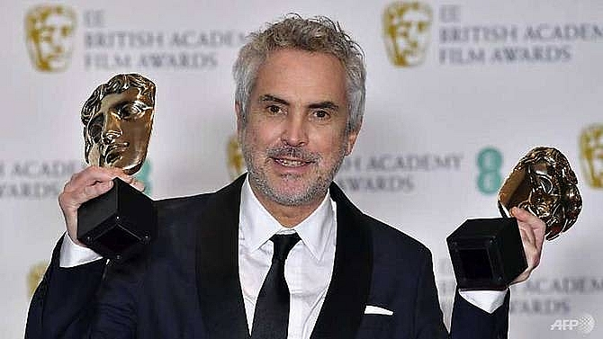 roma wins bafta glory in new advance for netflix