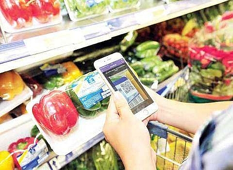 hanoi eyes qr codes to trace food