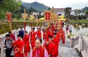 spring festival season well underway in vietnam