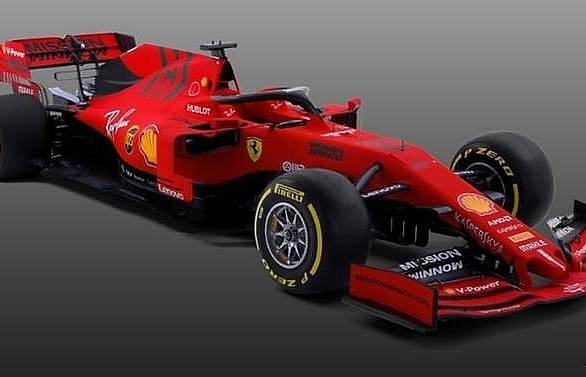 ferrari launch new sf90 looking to end f1 title drought