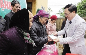 vbsp brings new spring to poorer households
