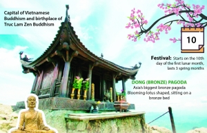 yen tu mountain buddhist sanctuary