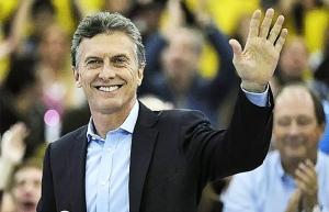 president of argentina mauricio macri begins official visit