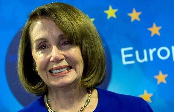 pelosi pledges long term us backing of nato eu