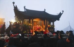 sacred yen tu mountain