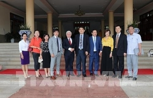 chinese korean firms seek investment opportunities in binh phuoc