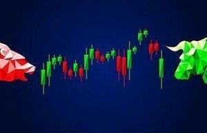 shares rally on bank stocks
