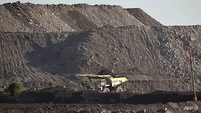 australia china deny ban on coal imports amid tensions