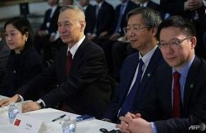 trump to greet chinas trade negotiator as deadline presses