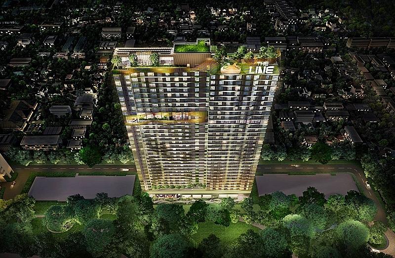 northeast bangkok suburb rises as real estate magnet