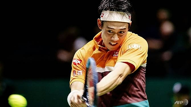 nishikori comes through tricky dubai debut