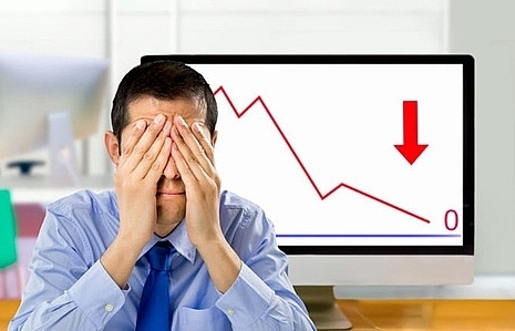 shares start week on negative note