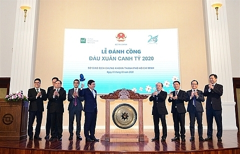 hcm city expects stock market to become barometer of economy