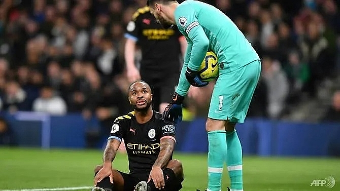 man city star sterling to miss west ham clash