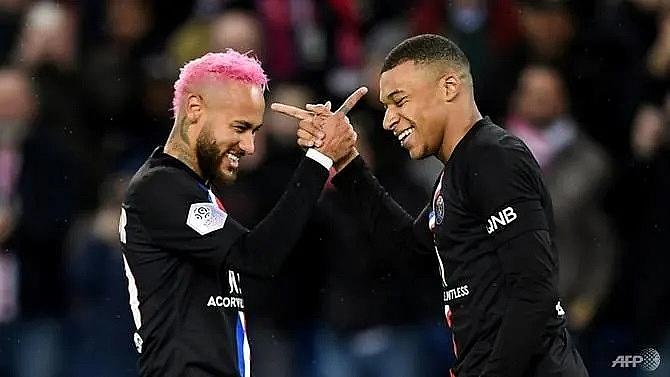 could neymar mbappe antics derail psg as season enters crunch time