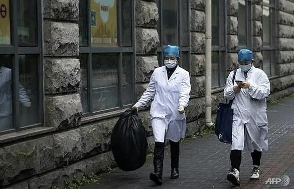 coronavirus puts shanghai into a coma