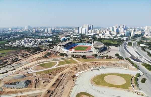 hopes for economic boon as hanoi nears f1 starting line