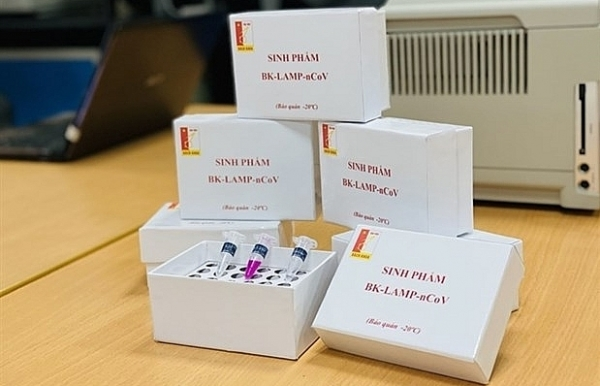 vietnam successfully develops quick coronavirus test kit in lab environment