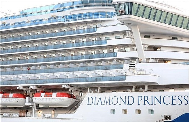 thua thien hue no ncov infection 14 days after visit of diamond princess cruise