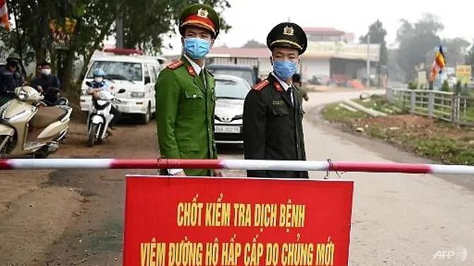 vietnam quarantines commune of 10000 over coronavirus