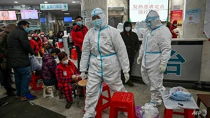 china reports 121 new coronavirus deaths more than 5000 new cases