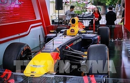 hanoi nears finish line for f1 race preparations