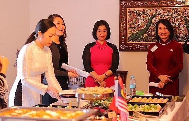 asean culture cuisine popularised in ukraine