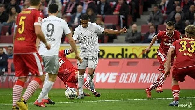 bayern munich regain top spot in bundesliga