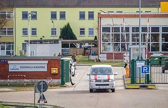 more than 100 released from covid 19 quarantine in germany